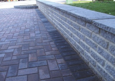 Block Paving and Walls