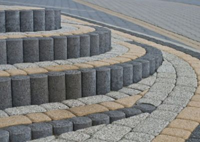 Block Paving Steps